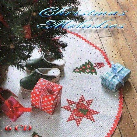 Обложка Christmas Melodies - 6CD (2013) FLAC