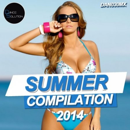 Обложка Dance Solution Summer Compilation 2014