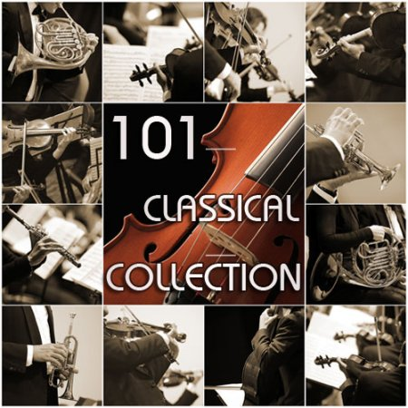 Обложка 101 Classical Collection (2014) MP3
