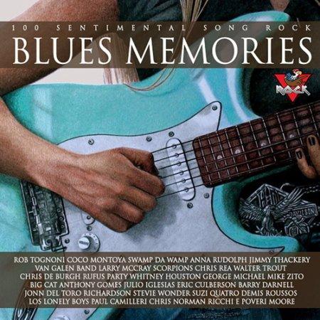 Обложка Blues Memories (2016) MP3