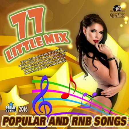 Обложка 77 Little Mix: Popular And RnB Songs (2016) MP3