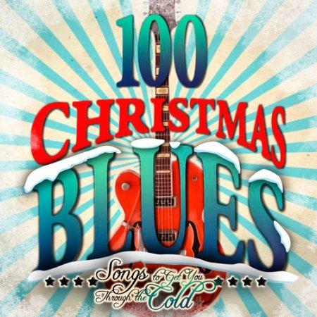 Обложка 100 Christmas Blues (Mp3)