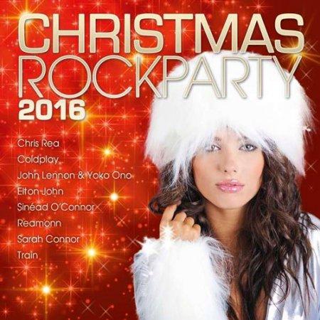 Обложка Christmas Rockparty (2016) Mp3