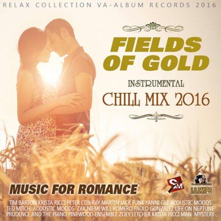 Обложка Fields Of Gold: Music For Romance (2016) MP3