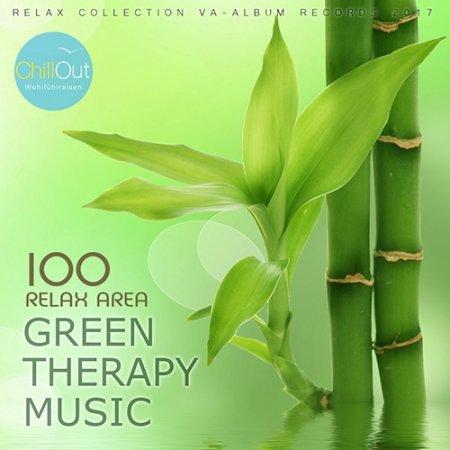 Обложка Green Therapy Music (2017) MP3