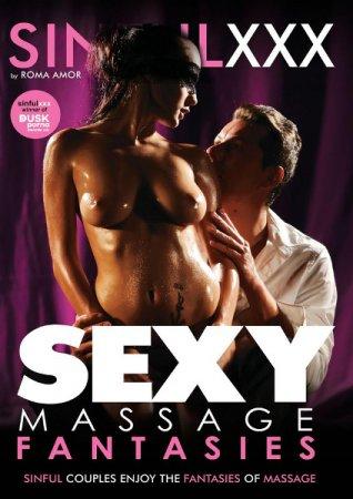Обложка Фантазии сексуального массажа / Sexy Massage Fantasies (2017) FullHD