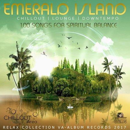 Обложка Emerald Island: Chillout Area (2017) MP3