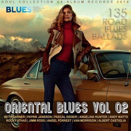 Обложка Oriental Blues Vol. 02 (2018) Mp3
