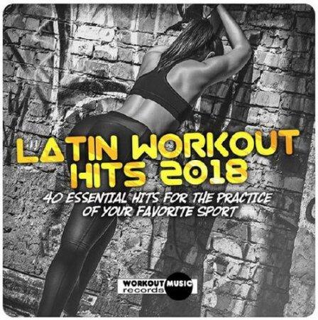 Обложка Latin Workout Hits (2018) Mp3
