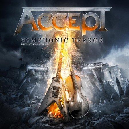 Обложка Accept - Symphonic Terror. Live at Wacken 2017 (2018) Mp3