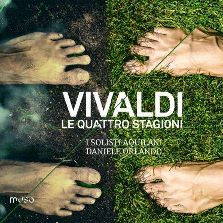 Обложка Daniele Orlando & I Solisti Aquilani - Antonio Vivaldi: Le Quattro Stagione (2018) FLAC