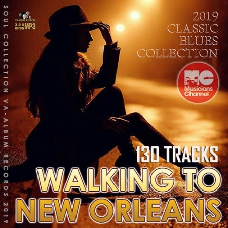 Обложка Walking To New Orleans (2019) Mp3