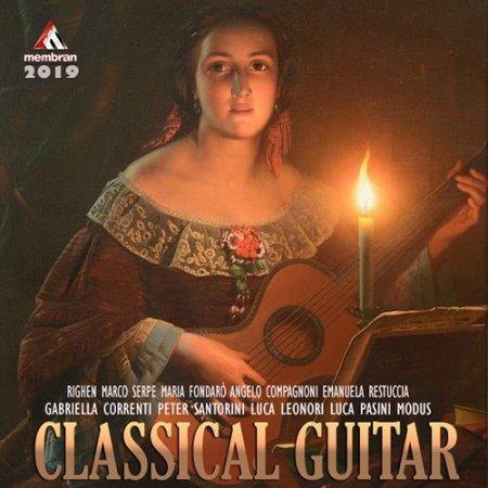 Обложка Classilal Guitar Music (2019) Mp3