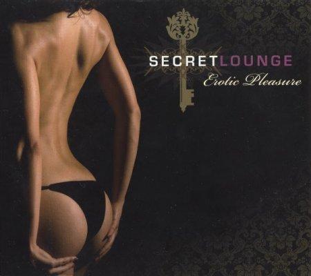 Обложка Secret Lounge - Erotic Pleasure (3CD) (2009) FLAC