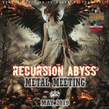 Обложка Recursion Abyss: Metal Meeting (2019) Mp3