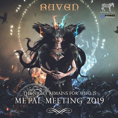Обложка Raven: Metal Meeting (2019) Mp3