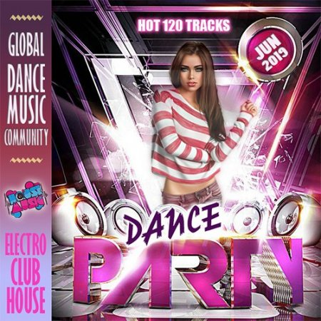 Обложка Global Dance Music (2019) Mp3