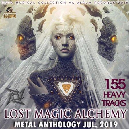 Обложка Lost Magic Alchemy (2019) Mp3