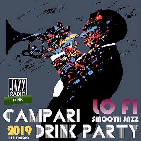 Обложка Campari Drink Party: Smooth Jazz And LoFi Music (2019) Mp3