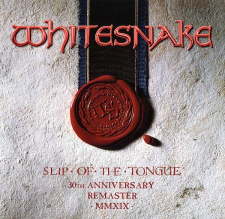 Обложка Whitesnake - Slip Of The Tongue (1989) (30th Anniversary 2019 Remaster) FLAC