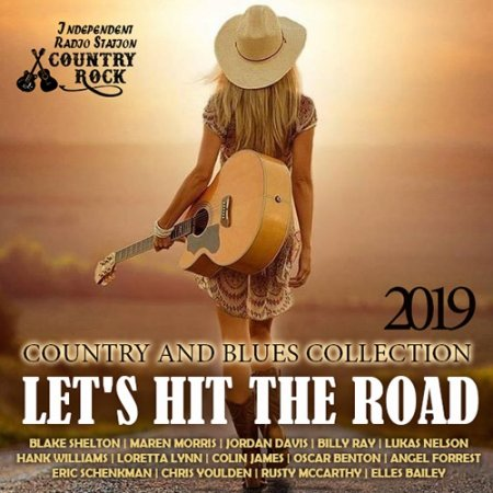 Обложка Let's Hit The Road (2019) Mp3
