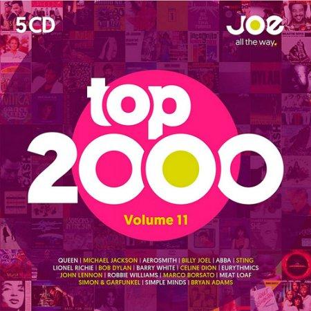 Обложка Joe FM Top 2000 Volume 11 (2019) Mp3