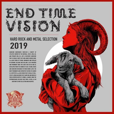 Обложка End Time Vision: Hard Rock And Metal Selection (2019) Mp3