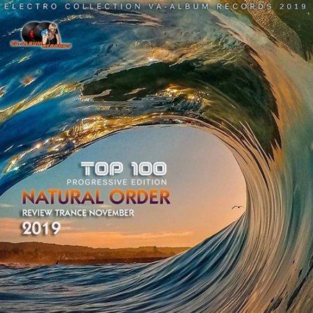 Обложка Natural Order: Progressive Trance Edition (2019) Mp3