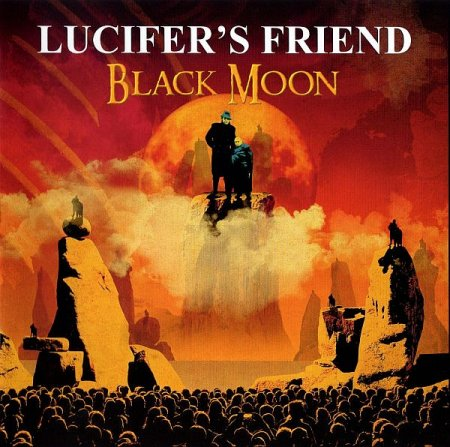 Обложка Lucifer's Friend - Black Moon (2019) FLAC