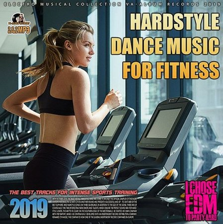 Обложка Harstyle Dance For Fitness (2019) Mp3