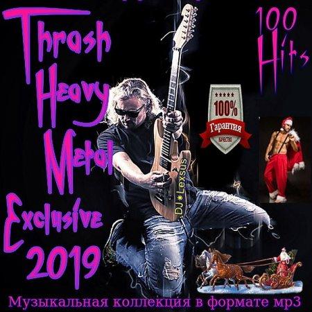 Обложка Thrash Heavy Metal Exclusive (2019) Mp3
