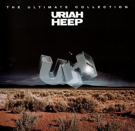 Обложка Uriah Heep - The Ultimate Collection (2003) (2CD) FLAC