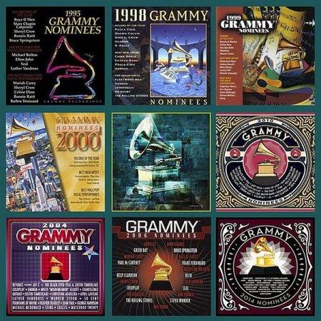 Обложка Grammy Nominees 1995-2020 (2020) Mp3