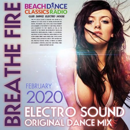Обложка Breathe Fire: Beach Dance Classics Radio (2020) Mp3