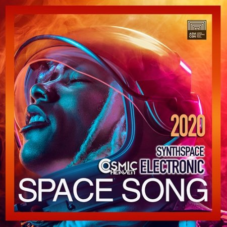 Обложка Space Song: Synthspace Electronic (2020) Mp3