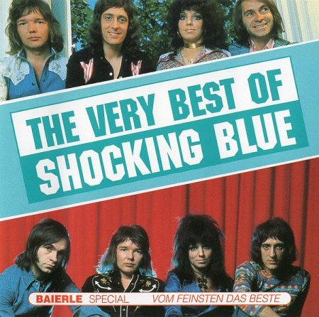 Обложка Shocking Blue - The Very Best Of Shocking Blue (1989) FLAC