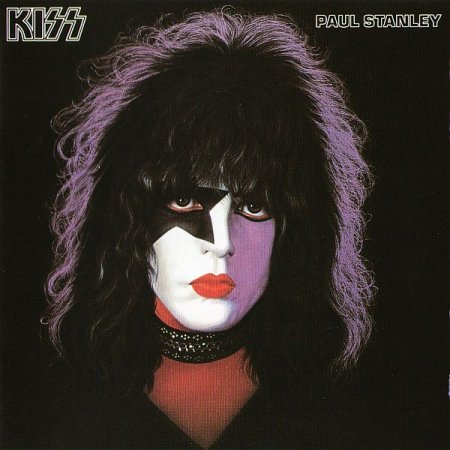 Обложка Kiss - Paul Stanley (1978) (Japanese Edition) FLAC