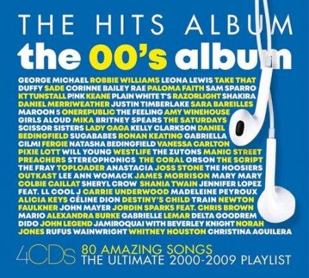 Обложка The Hits Album - The 00s Album (4 CD) (2020) Mp3