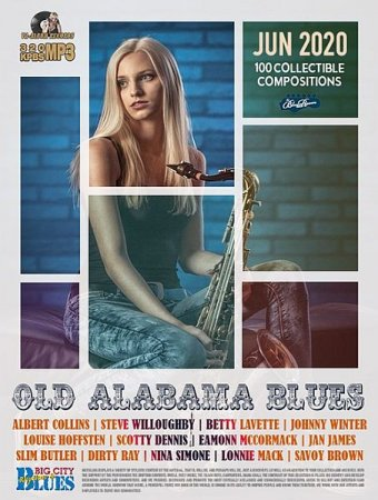 Обложка Old Alabama Blues (2020) Mp3