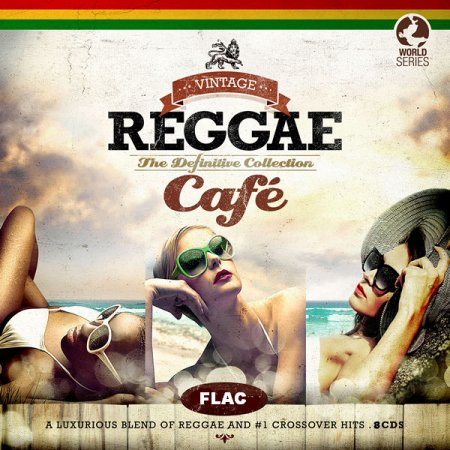 Обложка Vintage Reggae Cafe: Collection (Vol.1-9 + 80's Cafe) (2013-2020) FLAC
