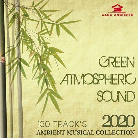 Обложка Green Atmospheric Sound (2020) Mp3
