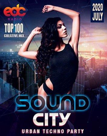 Обложка Sound City - Urban Techno Party (2020) Mp3