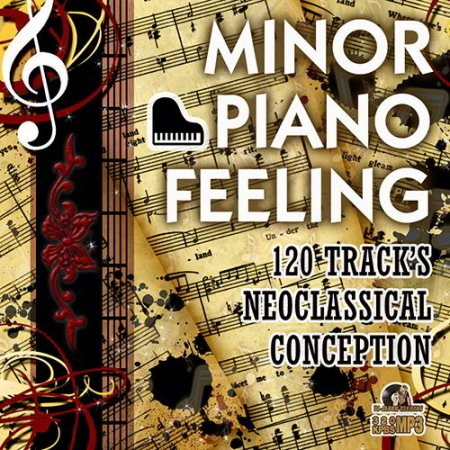 Обложка Minor Piano Feeling (2020) Mp3