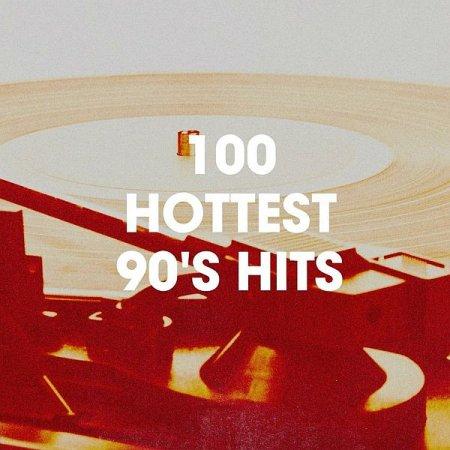 Обложка 100 Hottest 90's Hits (2020) Mp3